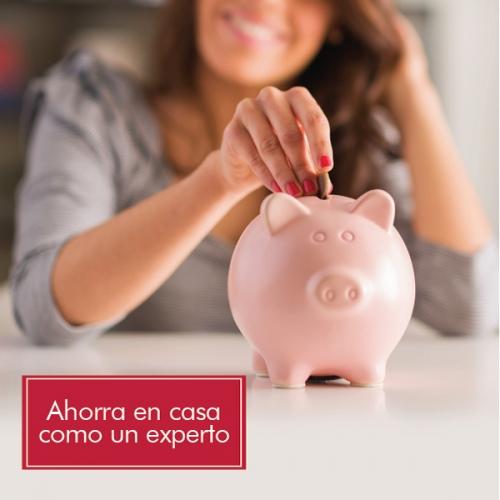 Ahorra en casa como un experto
