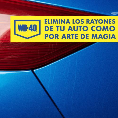 WD40 - ELIMINA LOS RAYONES DE TU AUTO