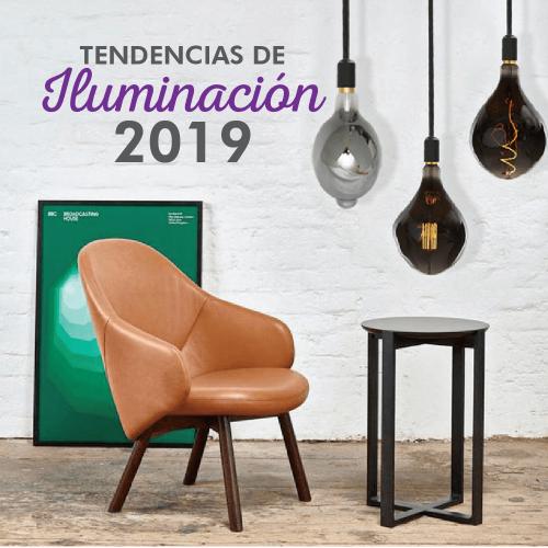 TENDENCIAS DE ILUMINACIÓN 2019