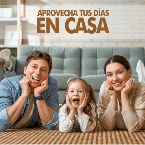 DÍAS DE CUARENTENA EN CASA