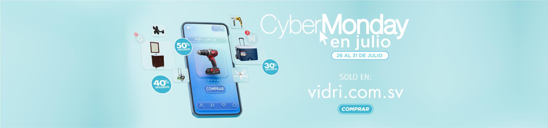 CyberMondayJulio